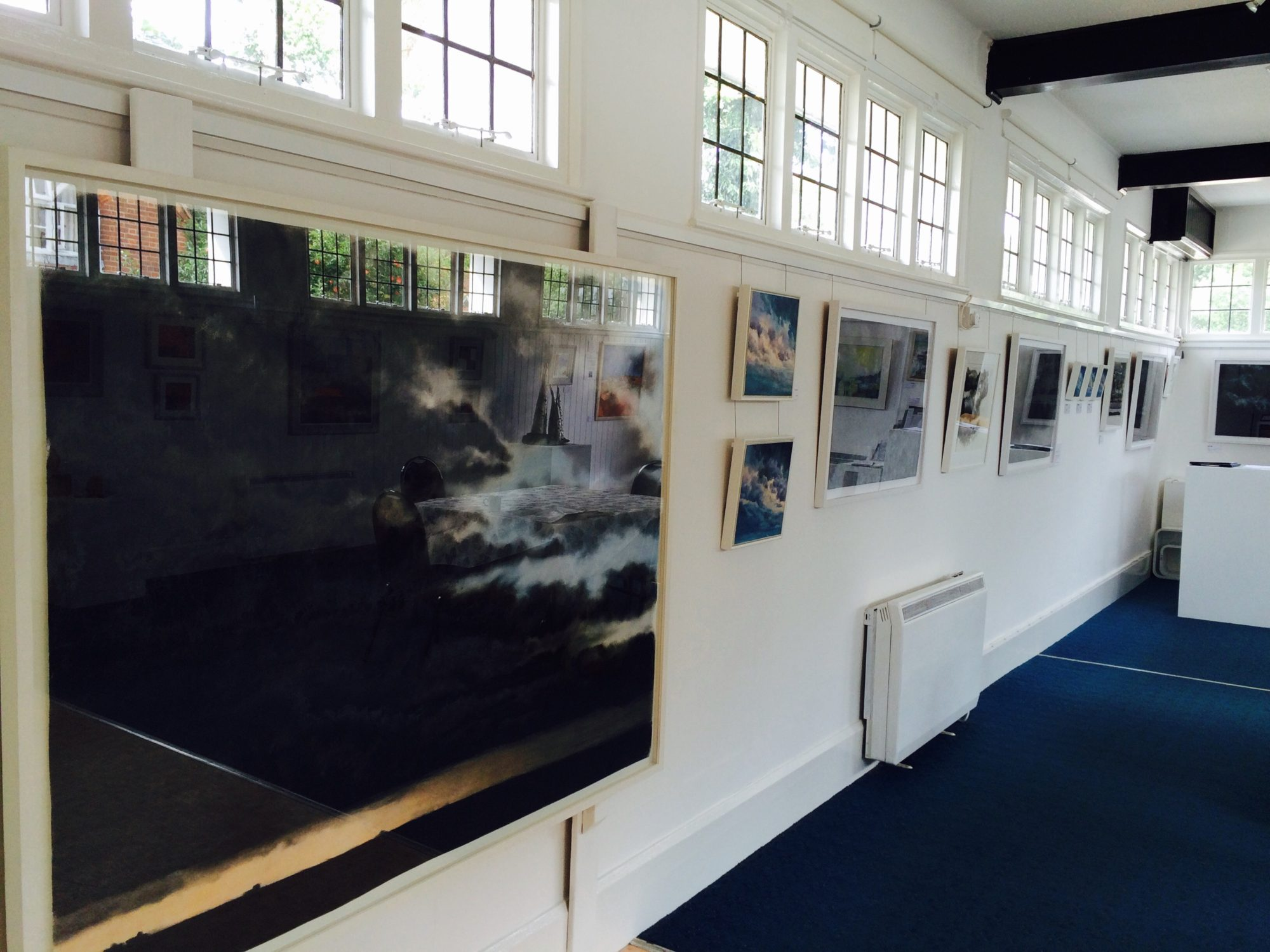 Exhibition Opens