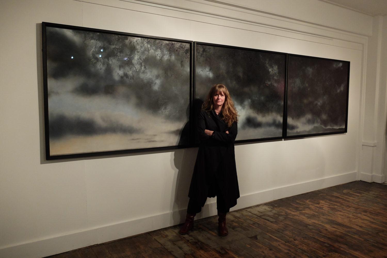 Clouds Triptych
