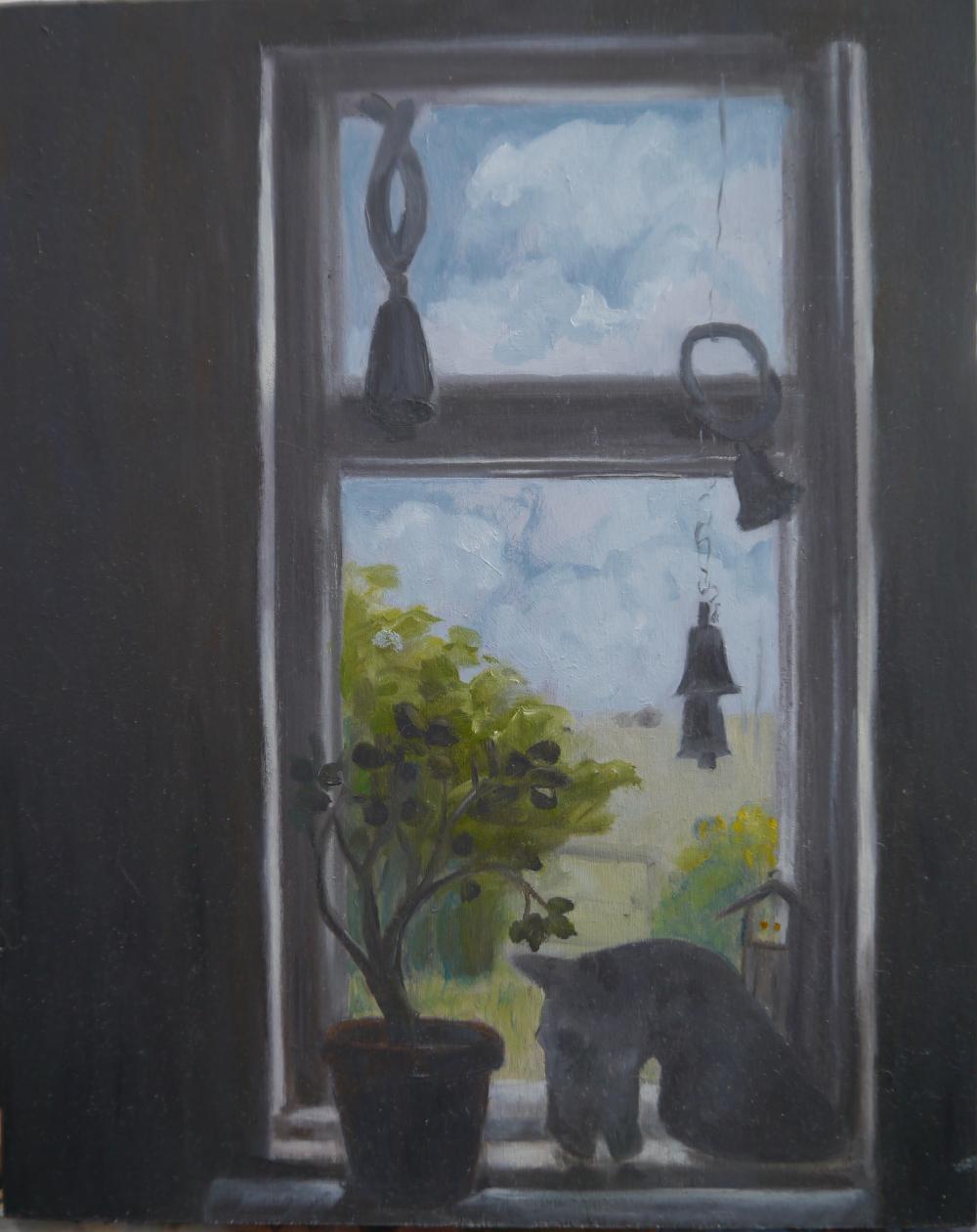 The Porch Window